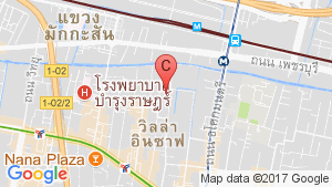 15 Suite location map