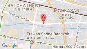 แผนที่สถานที่ คิว ชิดลม-เพชรบุรี(Q Chidlom-Phetchaburi)