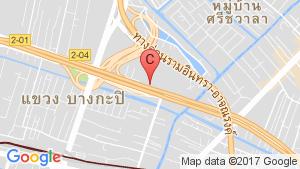 แผนที่สถานที่ ไรซ์ พระราม 9