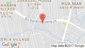 U Delight @ Huamak Station location map
