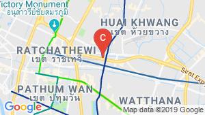 Life Asoke Hype location map