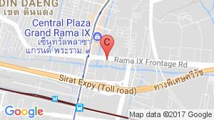 Aspire Rama 9 location map