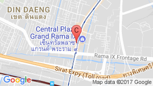 Lumpini Place Rama 9-Ratchada location map