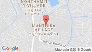 แผนที่สถานที่ ภัสสร รามคำแหง ราษฎร์พัฒนา (Passorn Ramkamheang)