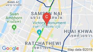 Savvi Phahol 2 location map