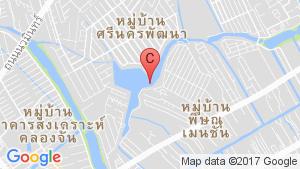 แผนที่สถานที่ ลุมพินี พาร์ค นวมินทร์-ศรีบูรพา