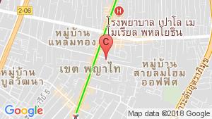 Pradipat Condominium location map