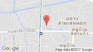 Ivy Ratchada location map