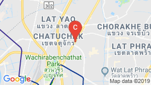 Mazarine - Ratchayothin location map