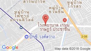แผนที่สถานที่ เซ็นทริค ซีน รัชวิภา