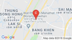The Base Saphanmai location map