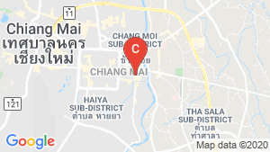 Night Bazaar Condotel location map