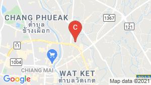 แผนที่สถานที่ ดีคอนโด พิงค์