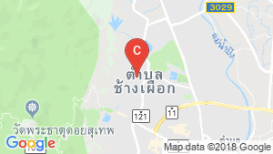 Office for sale in Chang Phueak, Chiang Mai location map