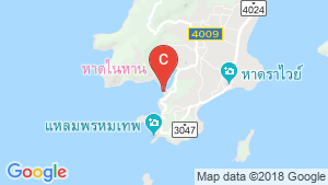 1 Bedroom Apartment for rent in Nai Harn, Phuket location map