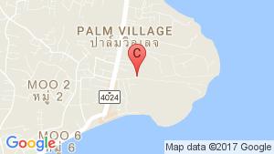 KA Villa Phuket location map