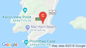 6 Bedroom Villa for rent in Rawai, Phuket location map