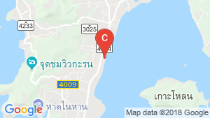 106 Bedroom Hotel / Resort for sale in Chalong, Phuket location map