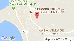 The View Phuket location map
