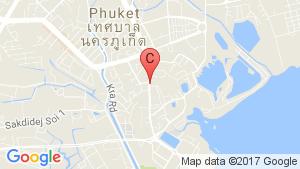 แผนที่สถานที่ คอนโดเทลบุรี