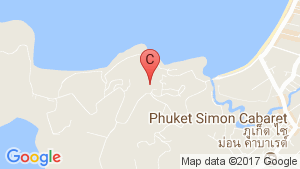 3 Bedroom Condo for sale in Bluepoint Condominium, Patong, Phuket location map