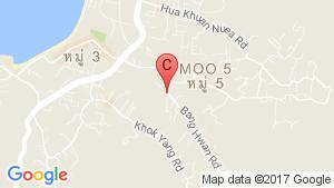 HIMMAPANA VILLAS location map