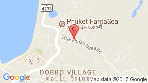 KAMALA NATHONG HOUSE location map