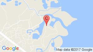The Royal Phuket Marina Businesscentre location map