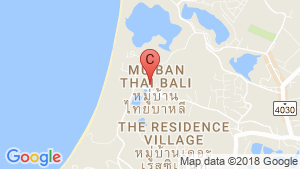1 Bedroom Condo for sale in New Nordic Water World Bangtao, Choeng Thale, Phuket location map