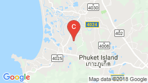 5 Bedroom Villa for rent in Choeng Thale, Phuket location map