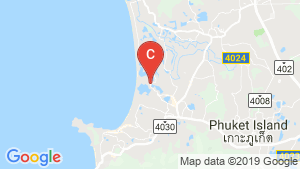Dhawa Phuket location map
