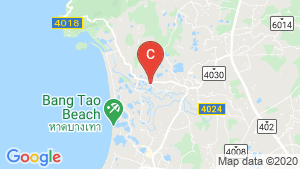Ocean Sands location map
