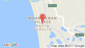 แผนที่สถานที่ Maan Tawan