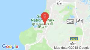 THE TITLE RESIDENCIES (NAIYANG-PHUKET) location map