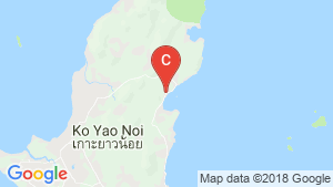 Land for sale in Phuket location map