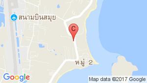 3 Bedroom Villa for sale in Sunway Villas, Bo Phut, Surat Thani location map