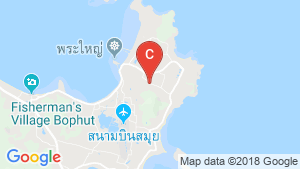 Land for sale in Plai Laem, Surat Thani location map