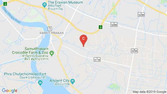Nakornthong Colony location map