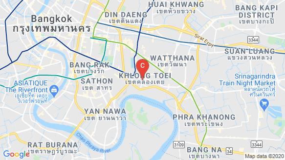 Rompo Mansion location map