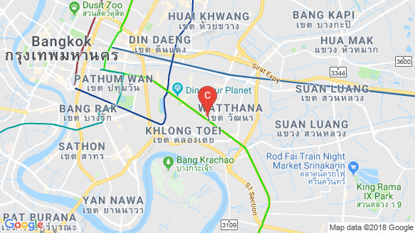 LAVIQ SUKHUMVIT 57 location map
