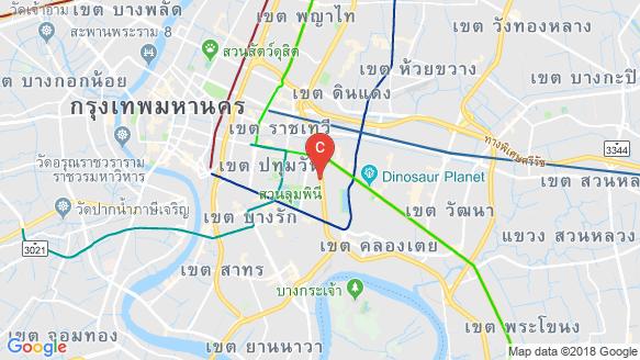 แผนที่สถานที่ มาเอสโตร 02 ร่วมฤดี