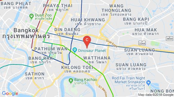 Nivati Thonglor 23 location map