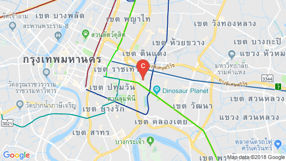 Hyde Sukhumvit 11 location map