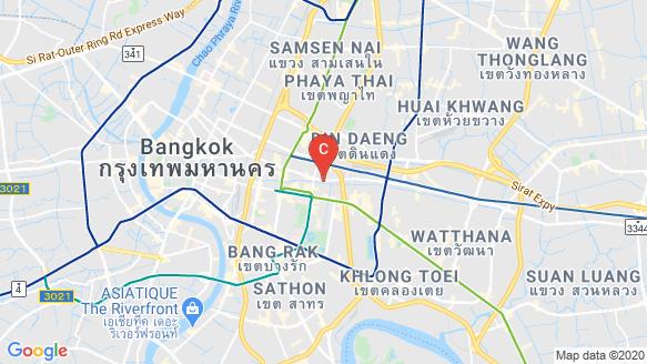 Q Chidlom-Phetchaburi location map