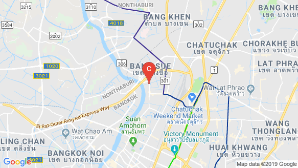 Chapter One Flow Bangpo location map
