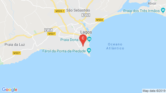 Vila Ancora Residences location map