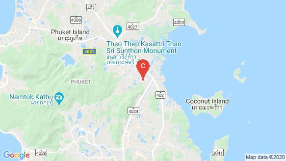 MONO Koh Kaew location map