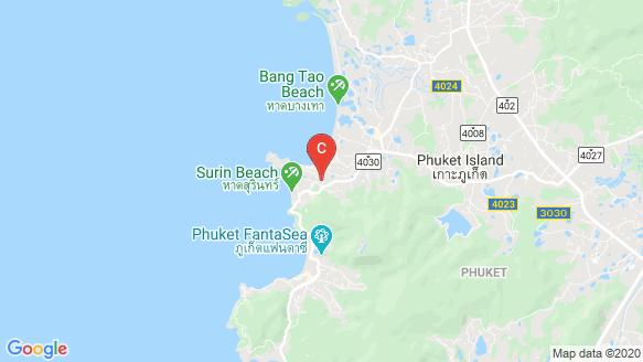 Serene Condominium location map
