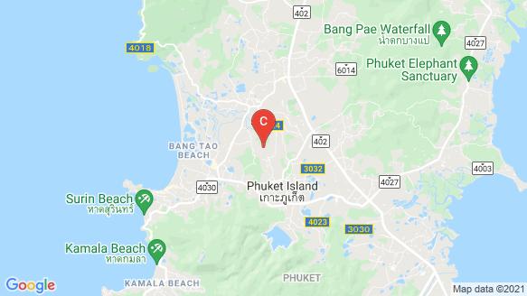 แผนที่สถานที่ Ansaya Phuket