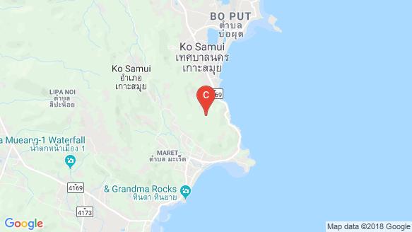 Verano Residence location map